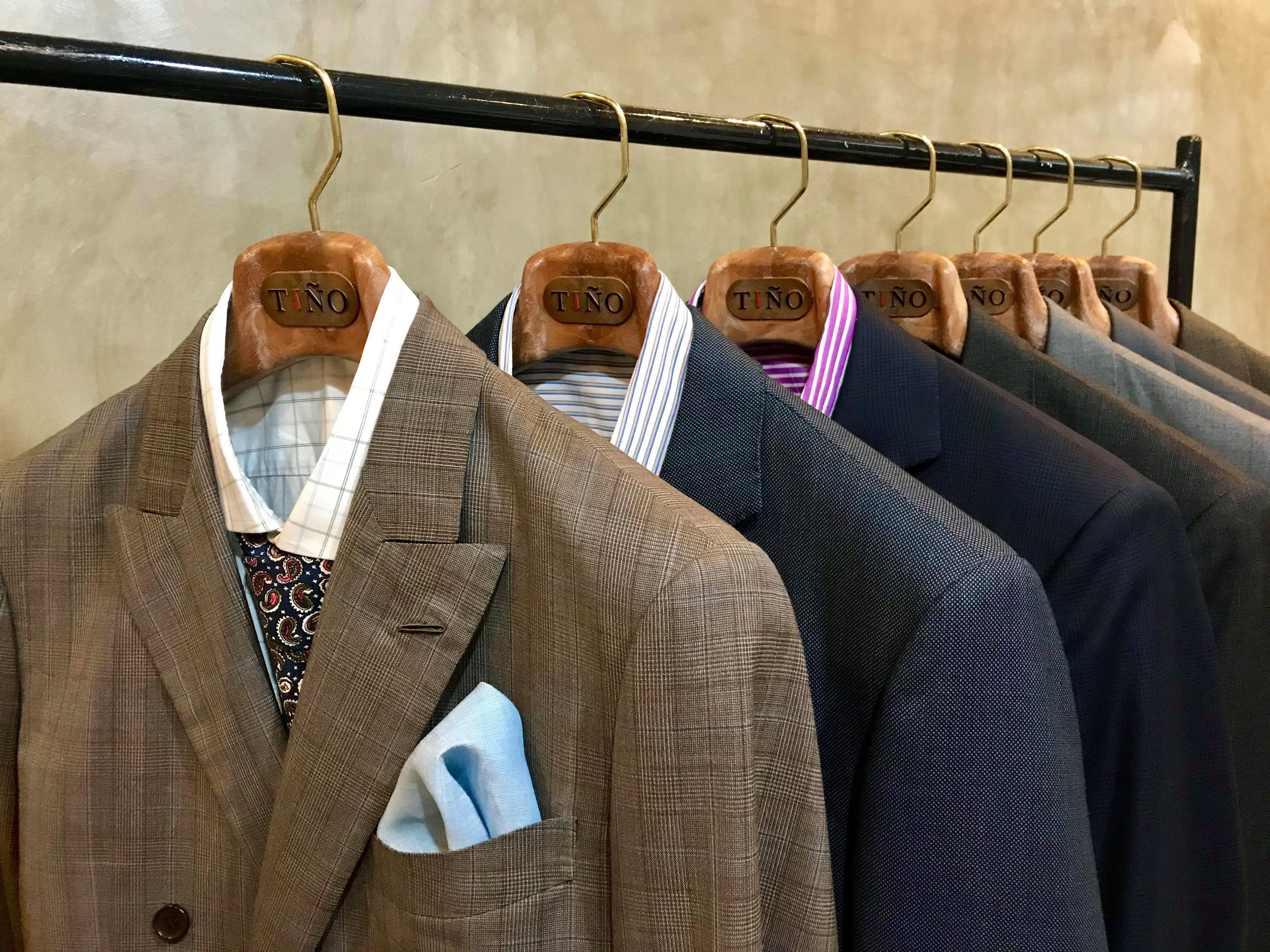 Hanger suits
